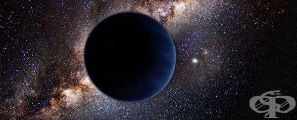 Планета № 9 може би е междузвездна планета, уловена от Слънчевата система - изображение