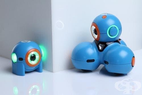 Умни играчки-роботи, дело на ветерани от Google и Apple, ще учат децата на програмиране от най-ранна възраст - изображение