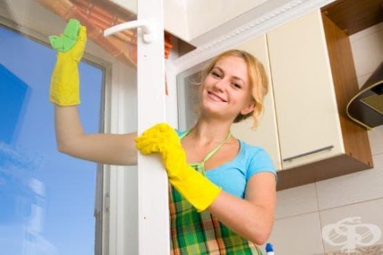 План: Как да направите пролетно почистване на дома си за ден? (1 част) - изображение
