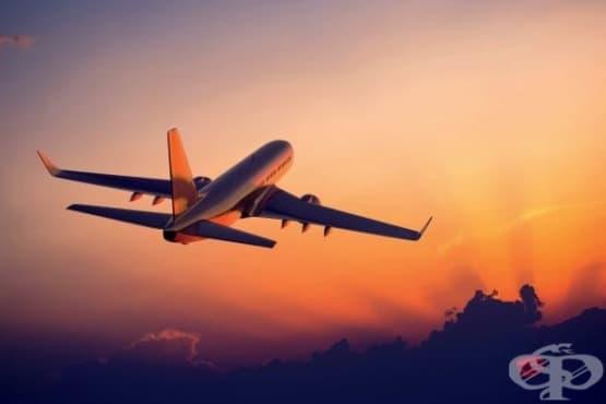 Всички странни неща, които ни се случват по време на полет - изображение