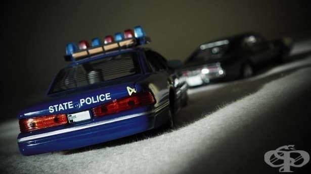 Как една полицейска шега създаде смут в социалната мрежа - изображение