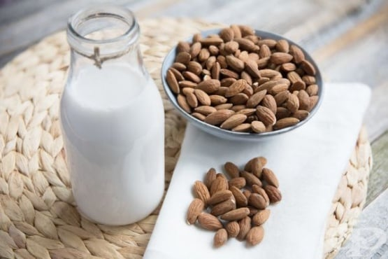 Здравни ползи от бадемовото мляко, за които дори и не подозирате - изображение