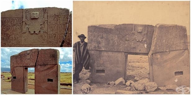 Портата на слънцето: мистериозната мегалитна структура на инките - изображение