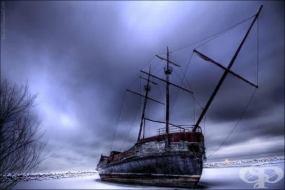 20 невероятни потопени кораба, забравени от човечеството – част 2 - изображение