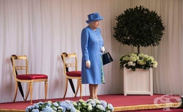 На среща с британската кралица Елизабет II – протокол и етикет - изображение