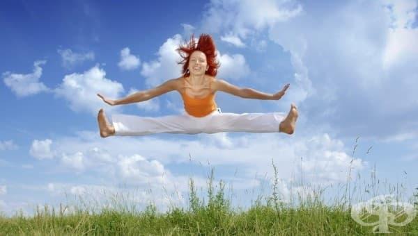 12 лесни начина да дадете мигновен тласък на вашата енергия - изображение