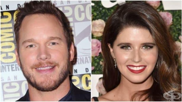 Холивудският актьор Крис Прат се сгоди за дъщерята на Шварценегер - изображение