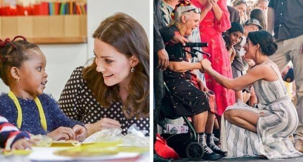 Правилата за кралски етикет, които всяка херцогиня трябва да спазва - изображение
