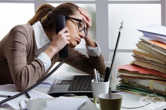 Пречките за пълноценна продуктивност в работата - изображение