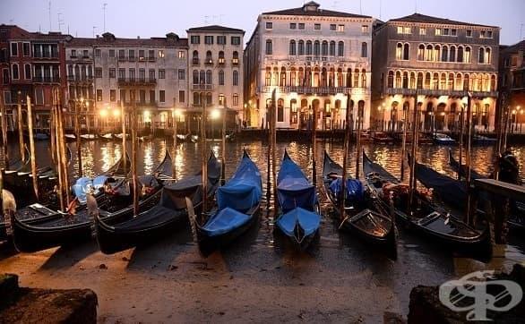 Пресушените канали на Венеция - фотосесия, която която заслужава да бъде видяна - изображение