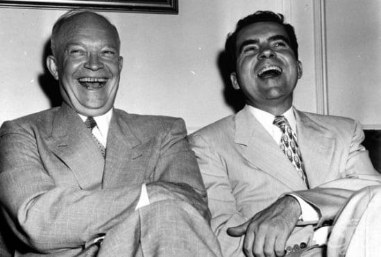 """""""Ох, тази прекрасна титла """"екс-президент"""" - за войната и мира от Дуайт Айзенхауер - изображение"""