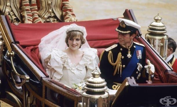 14 случая, при които принцеса Даяна заобикаля кралския протокол - част 2 - изображение