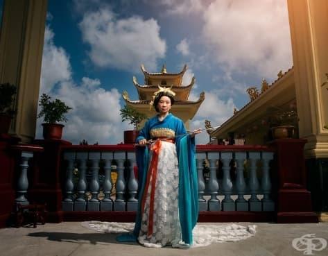 Вдъхновение: Принцесите на Дисни като величествени кралици  - изображение