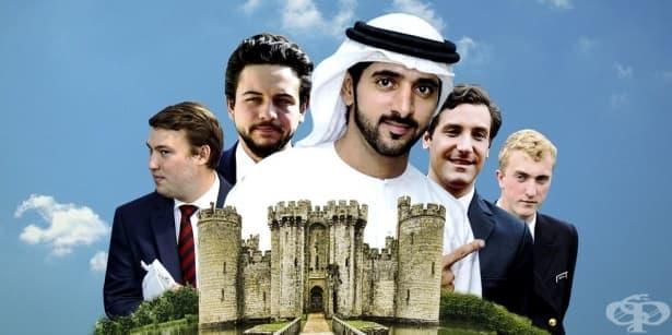 Скърбите по годежа на принц Хари - спокойно, имаме още 5 свободни принца за вас - изображение