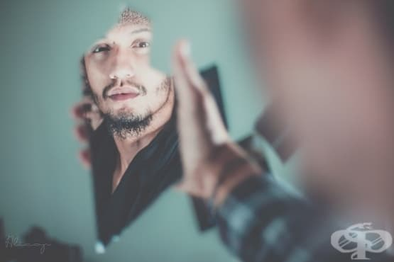Притча за човека в огледалото - изображение