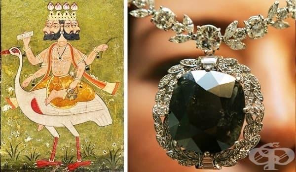 Картини, диаманти, огледала -  прокълнатите вещи, които крият мистериозни тайни - част 2 - изображение