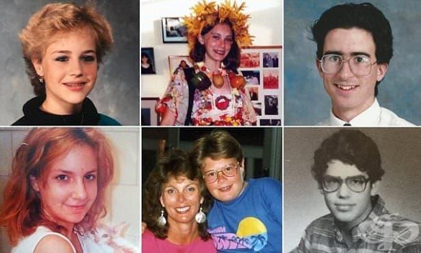 Предизвикателството PuberMe – тийнейджърските снимки на звездите за благотворителност  - изображение