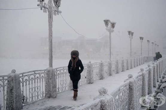 10-те най-студени града на Земята - изображение