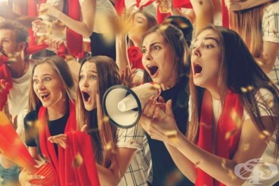 Радостните писъци се възприемат много по-добре от мозъка, отколкото тревожните - изображение