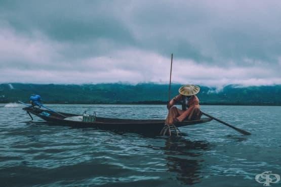 Морски номади от Индонезия с уголемен далак вследствие на генетични изменения - изображение