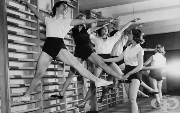 Как изглеждат 100 години фитнес в минута и половина (видео) - изображение