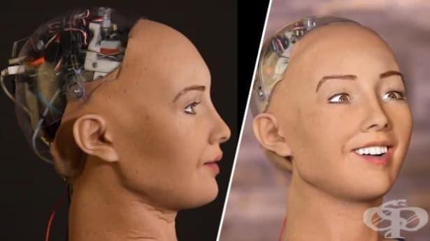Интервю с робот: София – гласът на бъдещето, който иска да създаде семейство - изображение