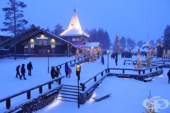Как Рованиеми, Лапландия, става официален дом на Дядо Коледа - изображение