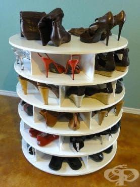 Как да съхранявате и организирате обувките си у дома? - изображение