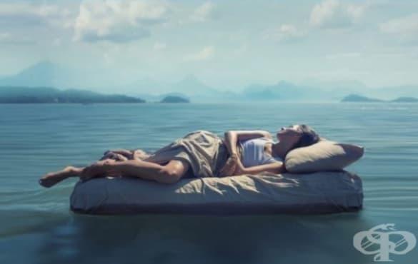 10 тайнствени неща, които се случват, докато спим - изображение