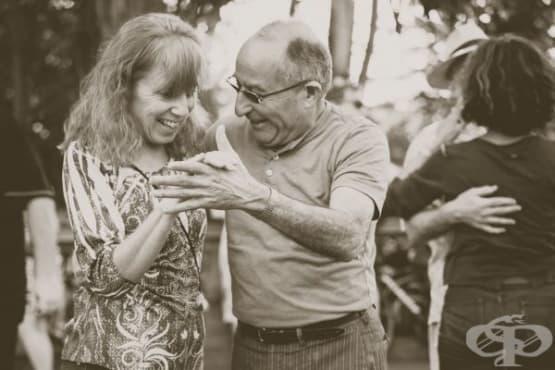 Съжителството с щастлив партньор удължава живота - изображение