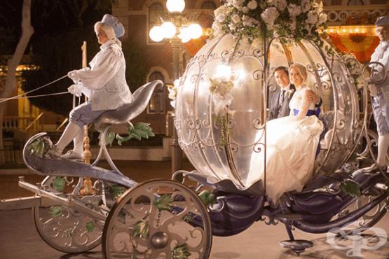5 магически идеи за приказка сватба - изображение