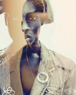 Лошо момче: Лъки, престъпникът с различни очи, който покори модния подиум - изображение