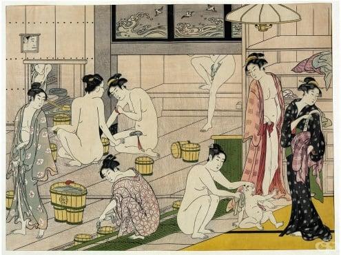 Японските обществени бани – една традиция, заплашена от Covid-19  - изображение
