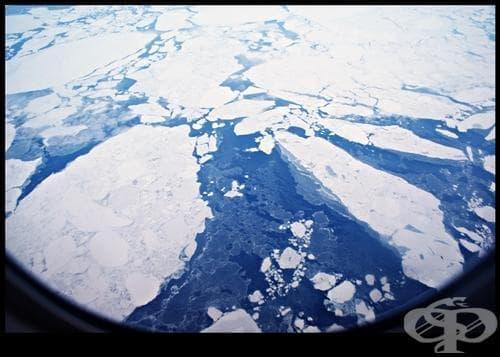 Дания предяви претенции към Северния полюс заради Гренландия - изображение