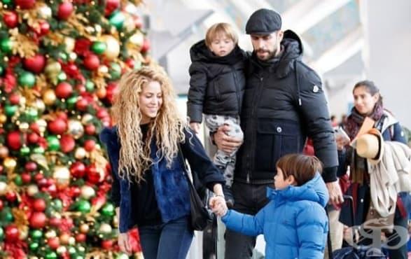 Шакира и Пике – влюбени и по-щастливи от всякога - изображение