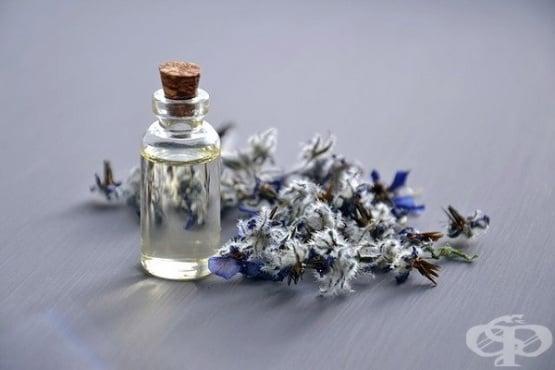 Няколко капки етерично масло в шампоана за здрава и красива коса - изображение