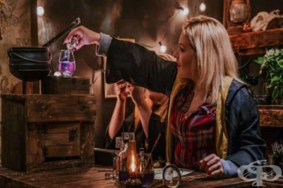 Ще бъдете омагьосани от това английско заведение, вдъхновено от Хари Потър - изображение