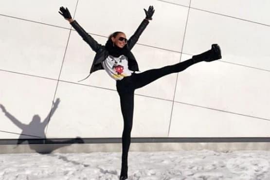 Грозното пате с дългите крака – шведският модел Иа Остергрен  за пътя на промяната и себеуважението - изображение