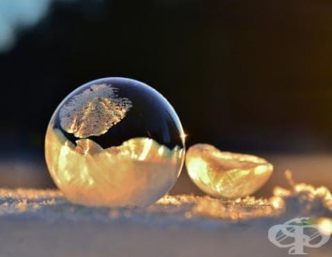 30 приказно красиви произведения на изкуството от лед и сняг, дело на природата - изображение
