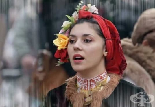 Защо славянката покривала косата си със забрадка? - изображение