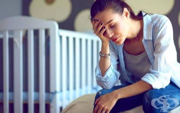 Кой би съчувствал на майка, чийто импулс е да избяга от детето си - изображение