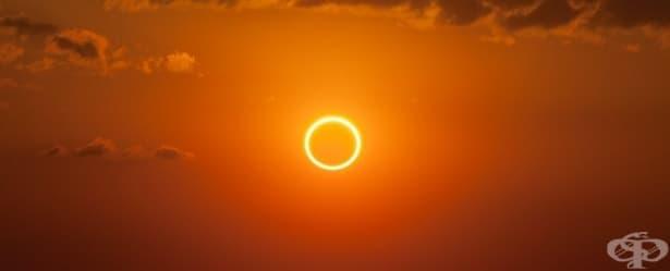 Библейско чудо може да се окаже първото документирано слънчево затъмнение - изображение