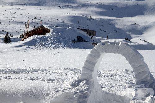 Фестивалът на снежните фигури в България приключи с огромен успех - изображение