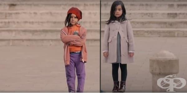 Социален експеримент показва как непознатите се отнасят към зле и към добре изглеждащо дете (+ видео) - изображение