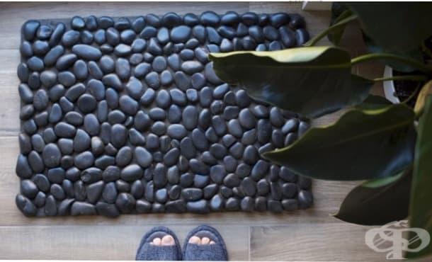 Как да си направим релаксиращо спа килимче - изображение