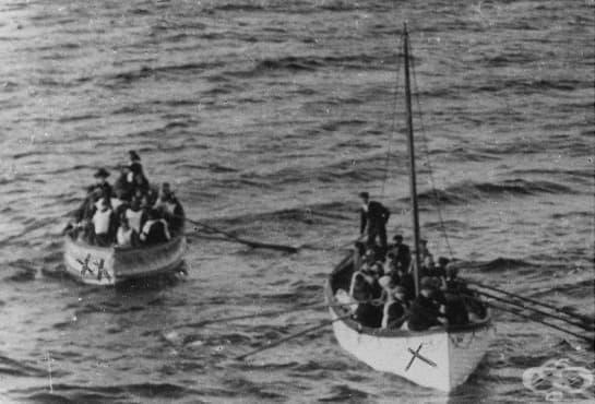 Титаник: шестимата забравени оцелели  - изображение