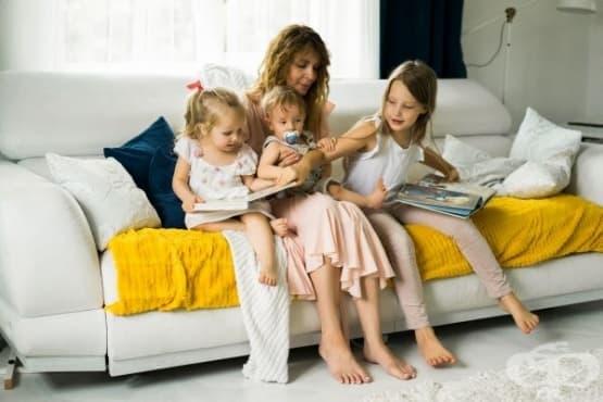 Средните деца са по-успешни личности - изображение
