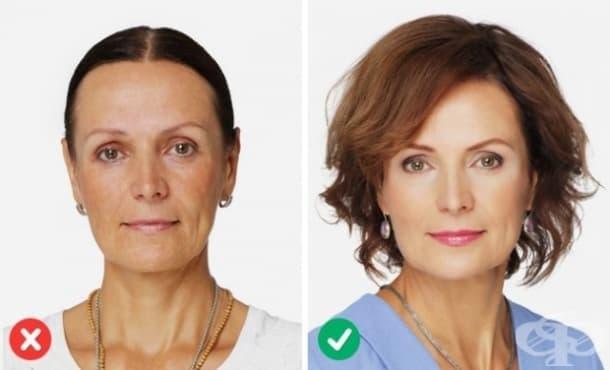 10 прости фризьорски трика, с които да изглеждате най-малко 5 години по-млади (1 част) - изображение