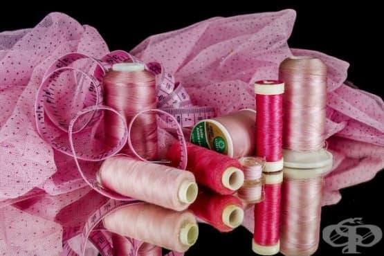 Страстта към шиенето - изображение
