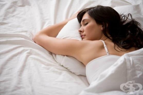 Жените се нуждаят от повече сън от мъжете, защото мозъкът им работи по-интензивно - изображение